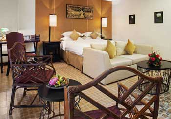 Royal One Bed Suite Room