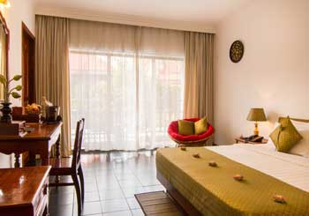 Delux Double Room with Pool View