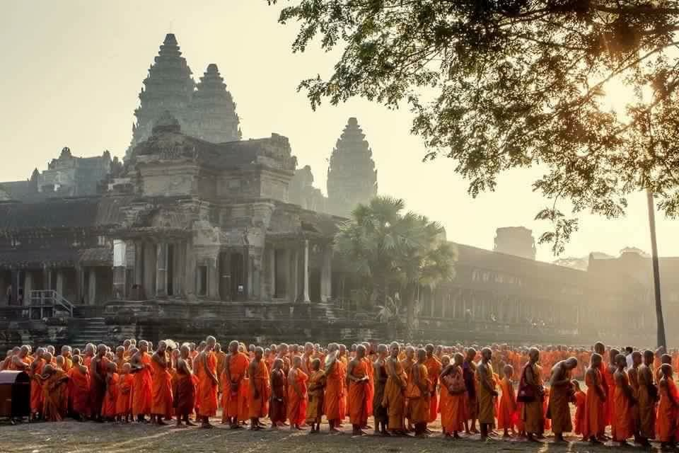 Cambodia-Vietnam 18 Days Tours