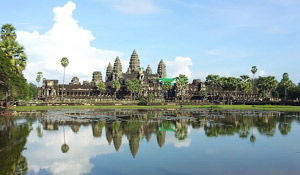 Angkor Temple & Floating Village  2 Full Days Tours