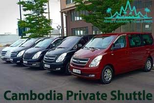 Cambodia Private Shuttle