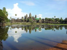 Angkor Wat one of the world wonder