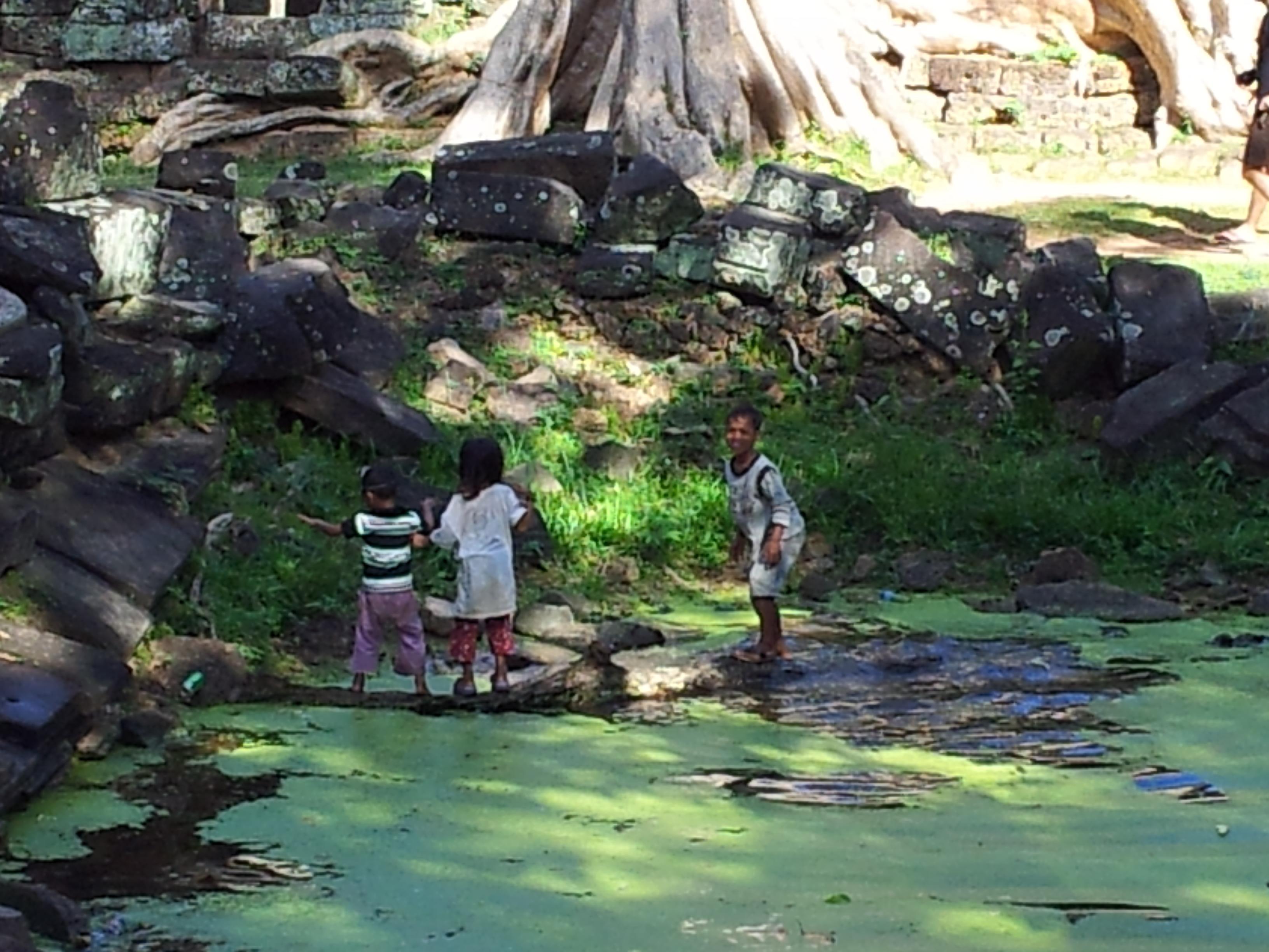 Cambodia Angkor World Heritage 12 Days Tours