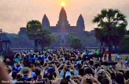 Angkor Wat Royal Temple 1 Day Tours