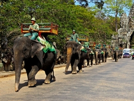 Best Full 4 Days Tours Angkor Temples