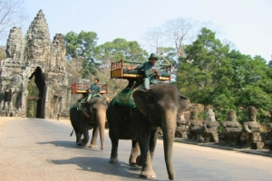 Angkor Heritage 2 Days Tours