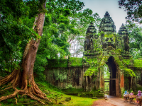 Angkor Temples 3 Full Days Tours