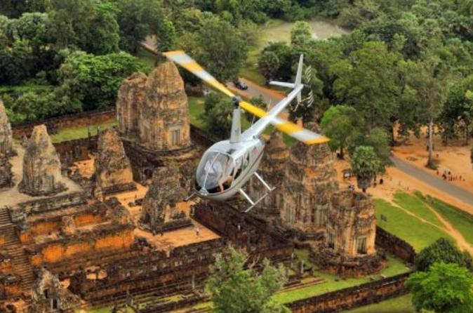 Angkor Wat Scenic Flight